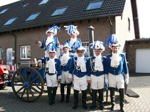 Blaue Funken Weisweiler 6te